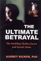 The Ultimate Betrayal, by Audrey Ricker