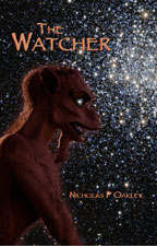 The Watcher cover graphic